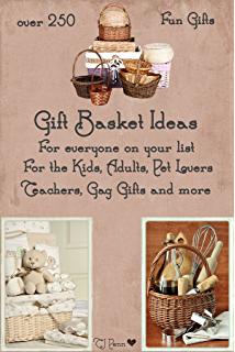 list of gift basket ideas