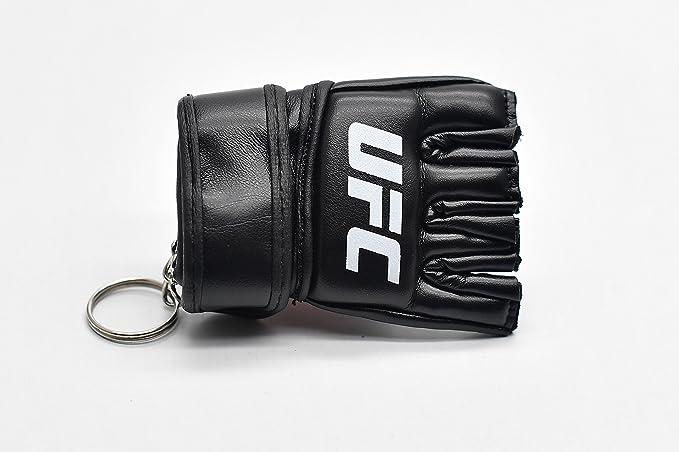 Amazon.com: UFC - Llavero con logotipo primario, color negro ...