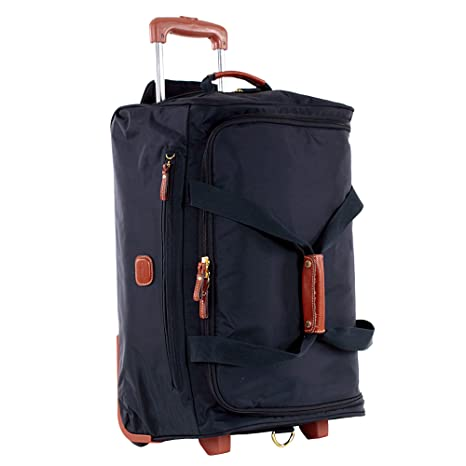 Bric's Luggage X-Bag 21 Inch Carry On Rolling Duffle