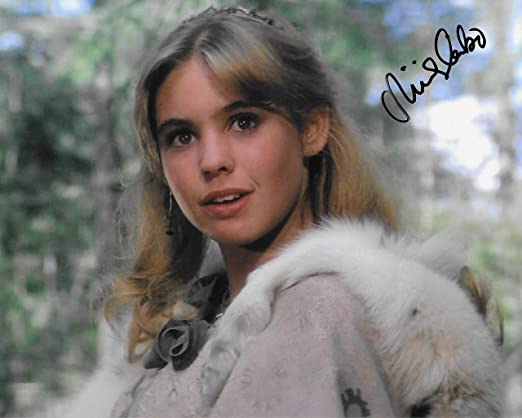 OLIVIA DABO CONAN THE DESTROYER HAND SIGNED AUTOGRAPHED