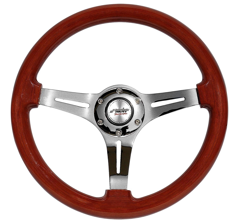 Simoni Racing DIJ350/W Dijon Universal Steering Wheel