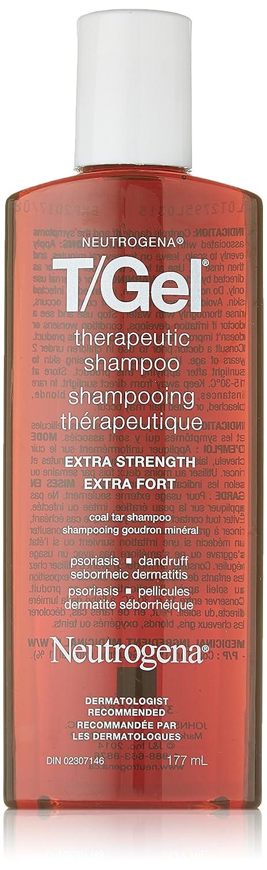 Neutrogena T/Gel Extra Strength Therapeutic Hair Shampoo, 177ml