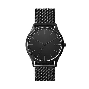 Skagen Reloj Analogico para Hombre de Cuarzo con Correa en Acero Inoxidable SKW6422: Amazon.es: Relojes