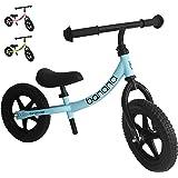 Banana Bike LT - Lightweight Balance Bike for Kids - 2, 3 & 4 Year Olds (Blue)