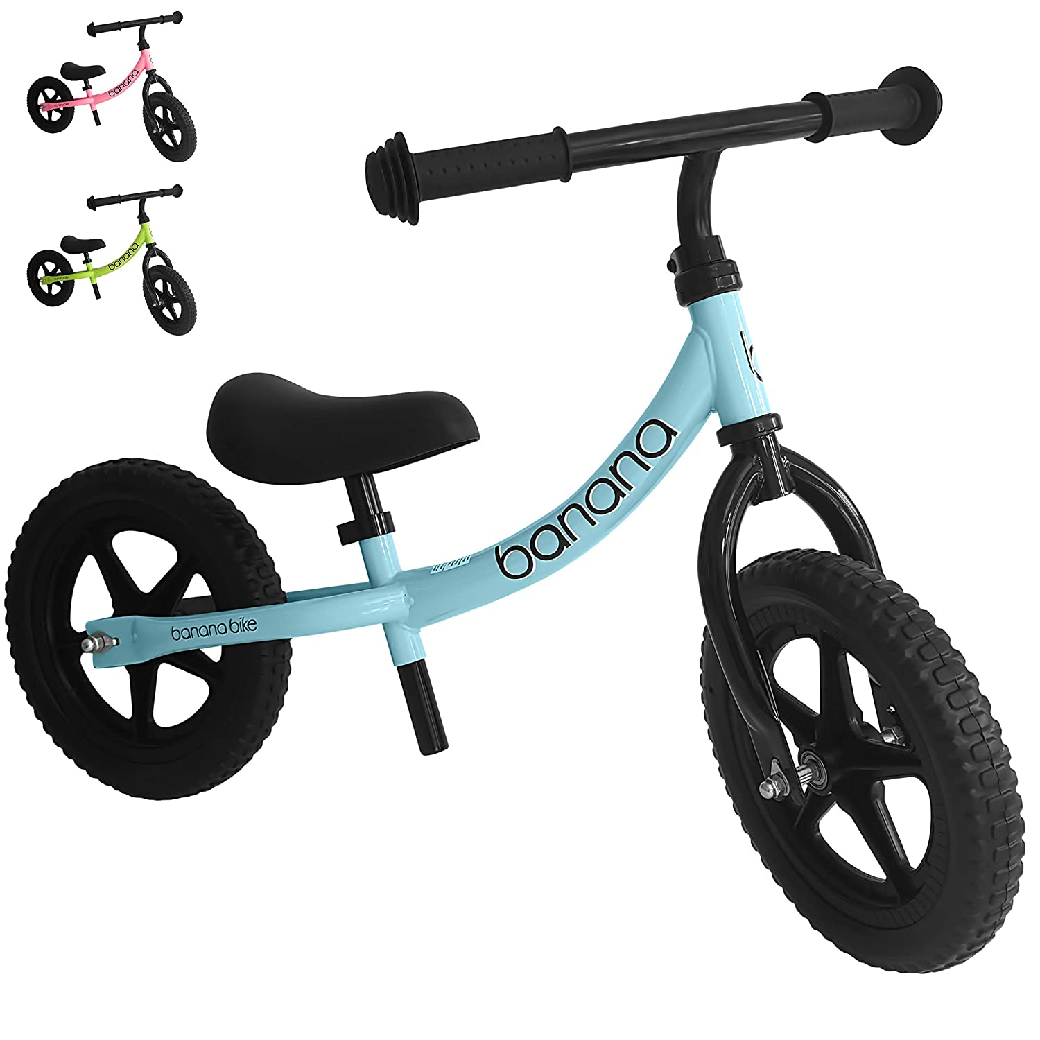 Amazon Com Banana Bike Lt Lightweight Balance Bike For Kids 2