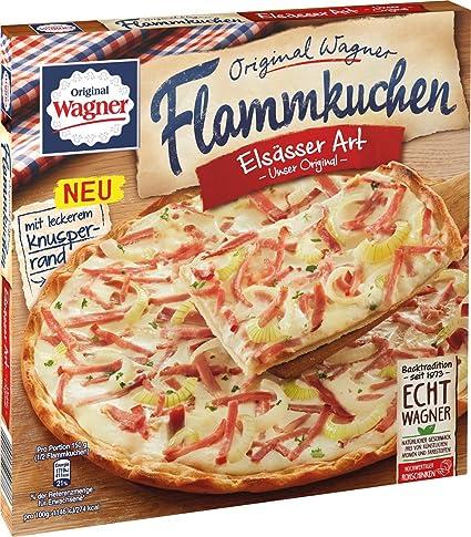Wagner Elsasser Art Flammkuchen 1er Pack 1 X 300 G Amazon De