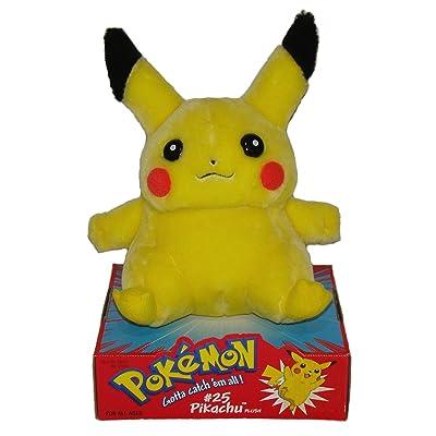 Hasbro Pikachu #25 Plush: Toys & Games