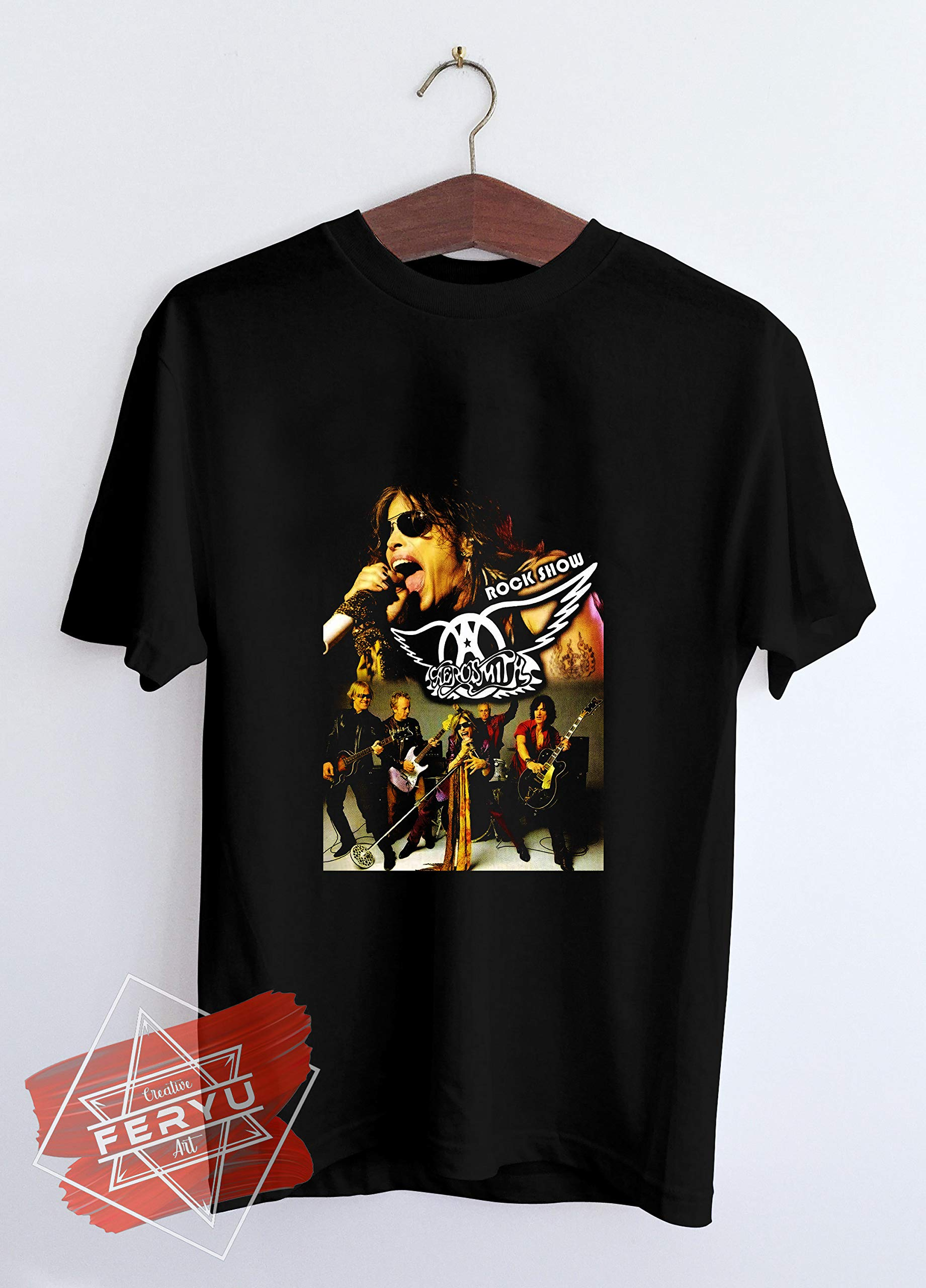 Aerosmith Concert, Aerosmith Band Hypebeast Sreet Wear For Adult Unisex Shirts