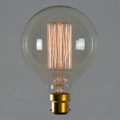 Ampoule Deco A Filament Long Grosse Spherique A Filament Retro