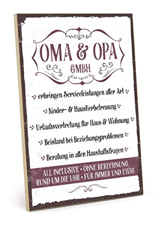 Spruch oma und opa