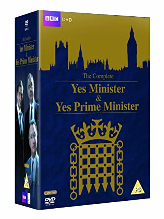 Yes Minister & Yes Prime Minister - The Complete Collection Box Set [Reino Unido]