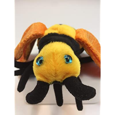 Ty Beanie Babies Buzzie the Bumble Bee: Toys & Games