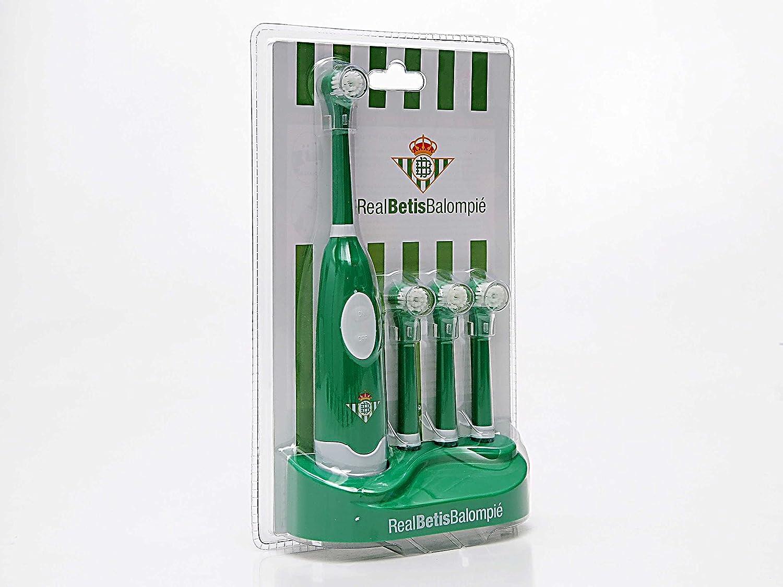 Cepillo de Dientes Electrico Real Betis B.: Amazon.es: Bebé