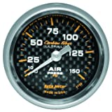 Auto Meter 4720 Carbon Fiber Mechanical Air