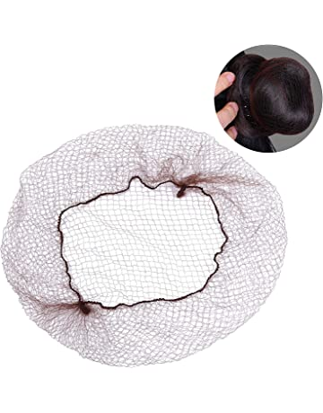 Hair Extensions & Wigs Qualified 40pcs High Quality Disposable High Quality Elastic Hairnets Dancing Or Sport Net Invisible Ballet Net Tools & Accessories