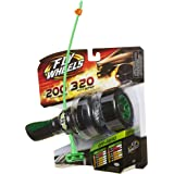 Fly Wheels Launcher + 2 Off-Road Wheels - Rip it up to 200 Scale MPH, Fast Speed, Amazing Stunts & Jumps up to 30 feet…