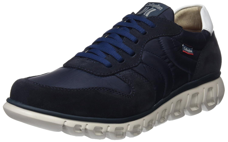 Callaghan Squalo, Zapatos de Cordones Oxford para Hombre 43 EU Azul (Marino 1)