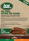 LEM Products 1241 Pre-Tubed Hog Casings