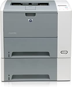 Q7816AABA - HP LaserJet P3005x Printer.Up to 35 ppm,Up to 1200x1200 dpi.80 MB standard, Automatic Two-sided printing. 100-sheet multipurpose tray1, 500-sheet input trays23. prints from 3x5 to 8.5x14in. USB 2.0 port, one open EIO slot. Ethernet embedded print server