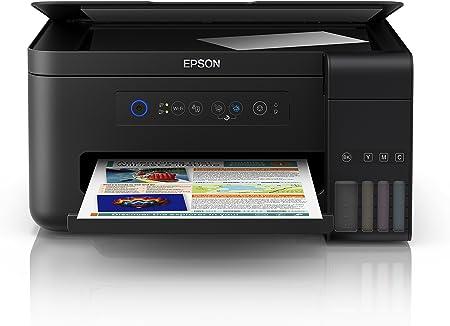 Epson Ecotank Et 2700 Nachfüllbares 3 In 1 Tintenstrahl Computer Zubehör