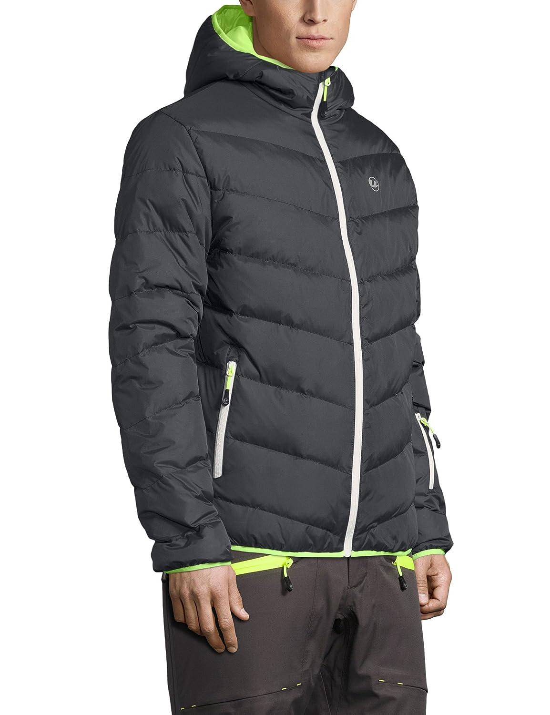 Ultrasport Advanced Chaqueta de plumas de montaña/deportes de invierno para hombre Mylo, chaqueta de esquí, chaqueta de snowboard, chaqueta acolchada, ...