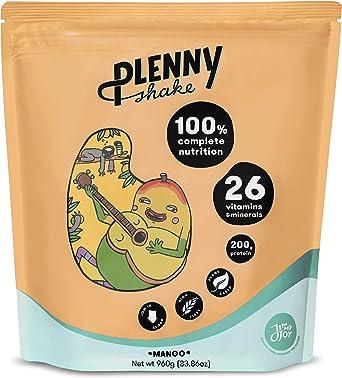 Jimmy Joy Mango Plenny Shake, 5 Bolsas x 4.000 kcal ...