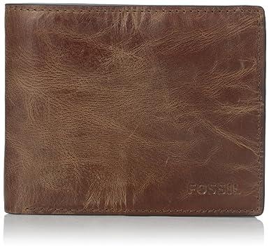 1988243d4bc8 Fossil Men s RFID Flip ID Bifold Wallet