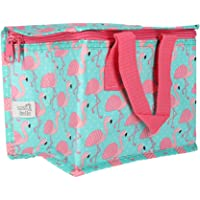 Sass & Belle Novelty Fashion Print Insulated Lunch Bag