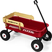 Radio Flyer- Carretilla, Color Rojo (3601A)