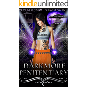 Darkmore Penitentiary (Supernatural Prison for Dark Fae Book 1)