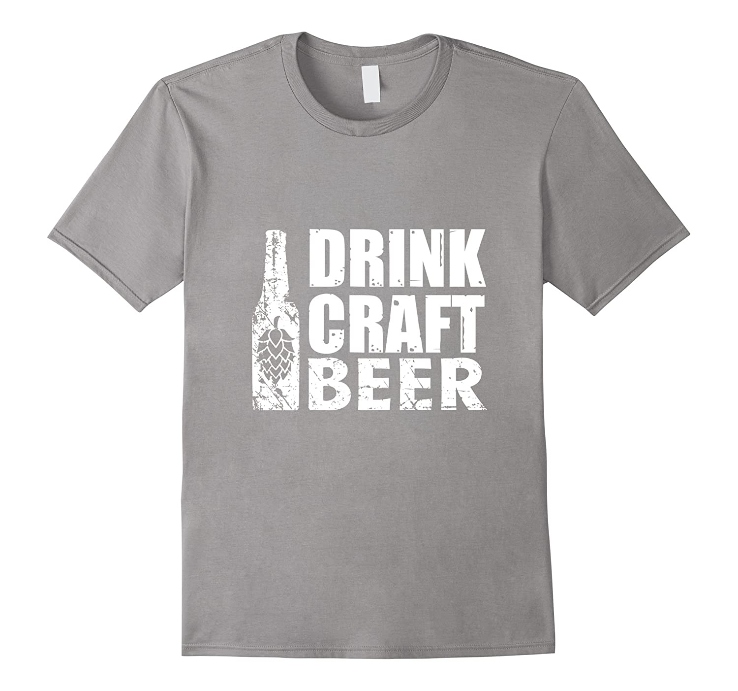 Drink craft beer shirt funny hops home brewing gift art for Funny craft beer shirts