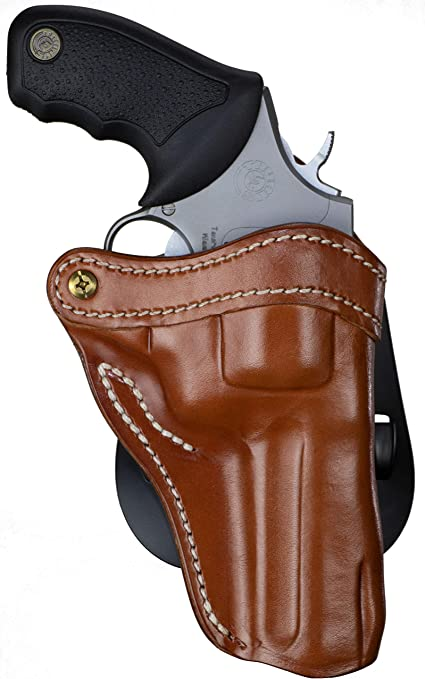 Leather Holster fits Smith /& Wesson 4-inch K Frame