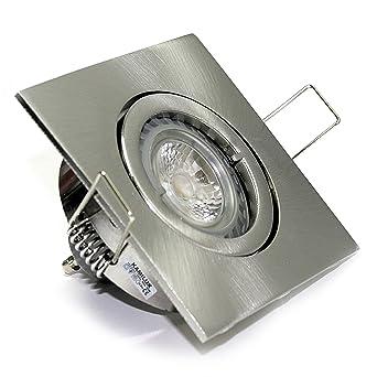 Feuchtraum Bad Einbauleuchte Einbaurahmen Easy+ IP20 & LED ...