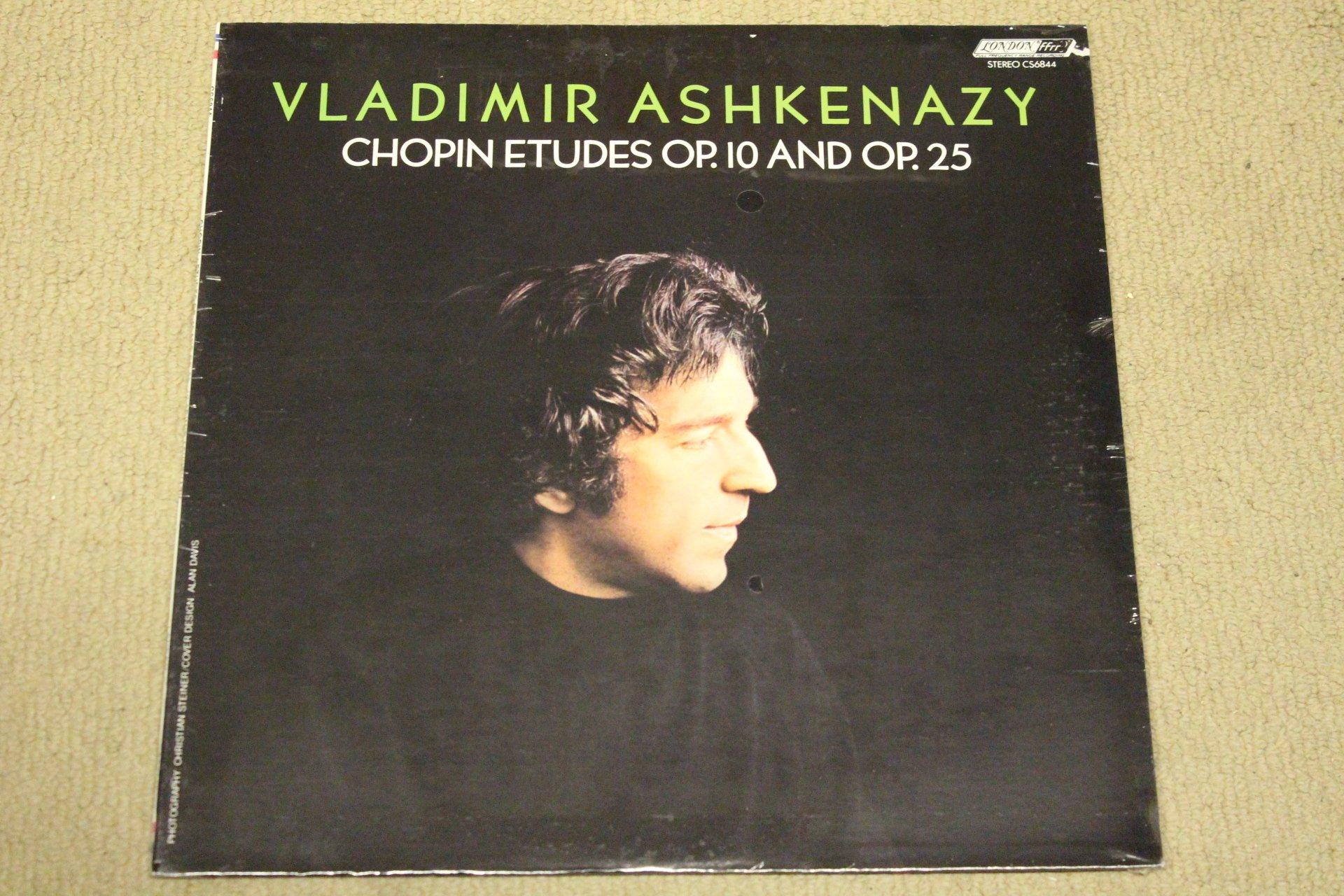 Chopin Etudes Op.10 and Op.25