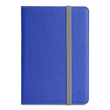 Belkin Classic Strap - Funda para Tablet iPad Mini, Azul