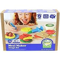 Nordstrom.com deals on Green Toys 18-Piece Plastic Meal Maker Dough Set