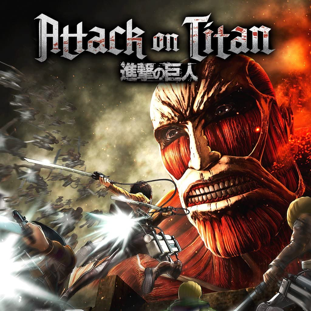 Attack On Titan - PS3 [Digital Code]