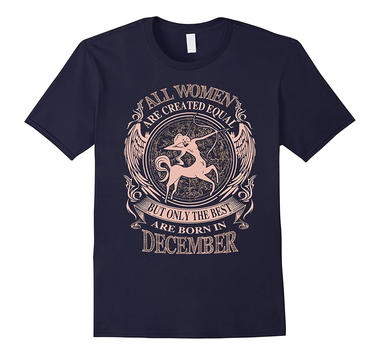 Are Born In December - Woman Shirt-Art