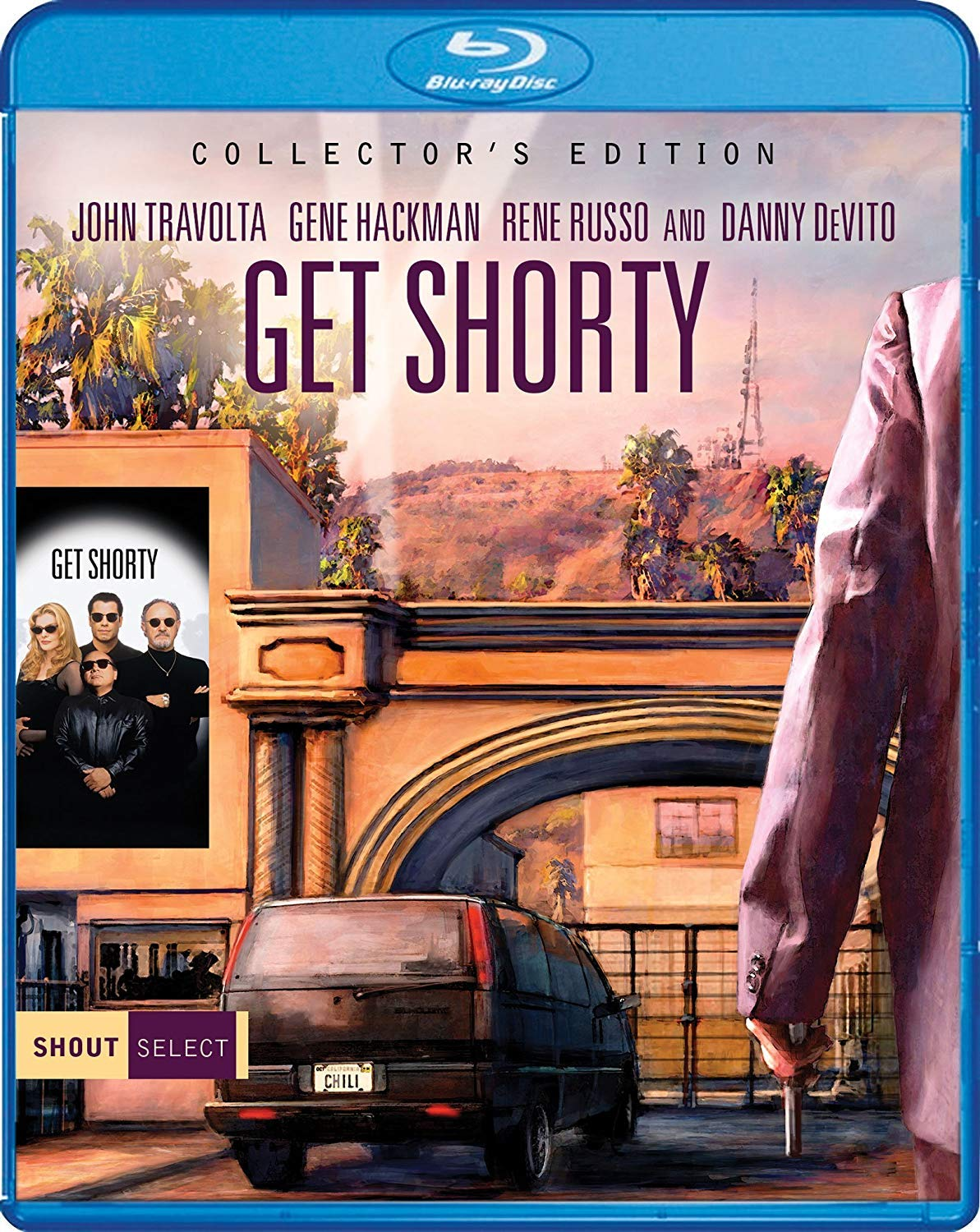 Amazon Com Get Shorty Collector S Edition Blu Ray John