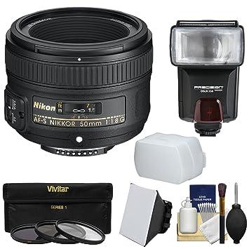 Review Nikon 50mm f/1.8G AF-S