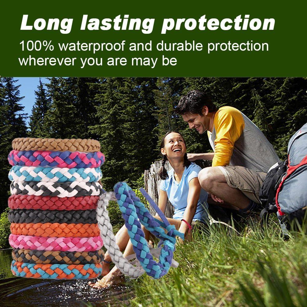 Ext/érieur Cuir Anti-moustiques AYOUYA