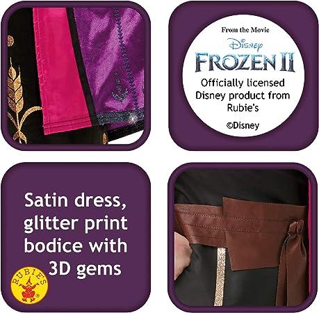 Rubies Costume ufficiale del film Frozen 2 della Disney