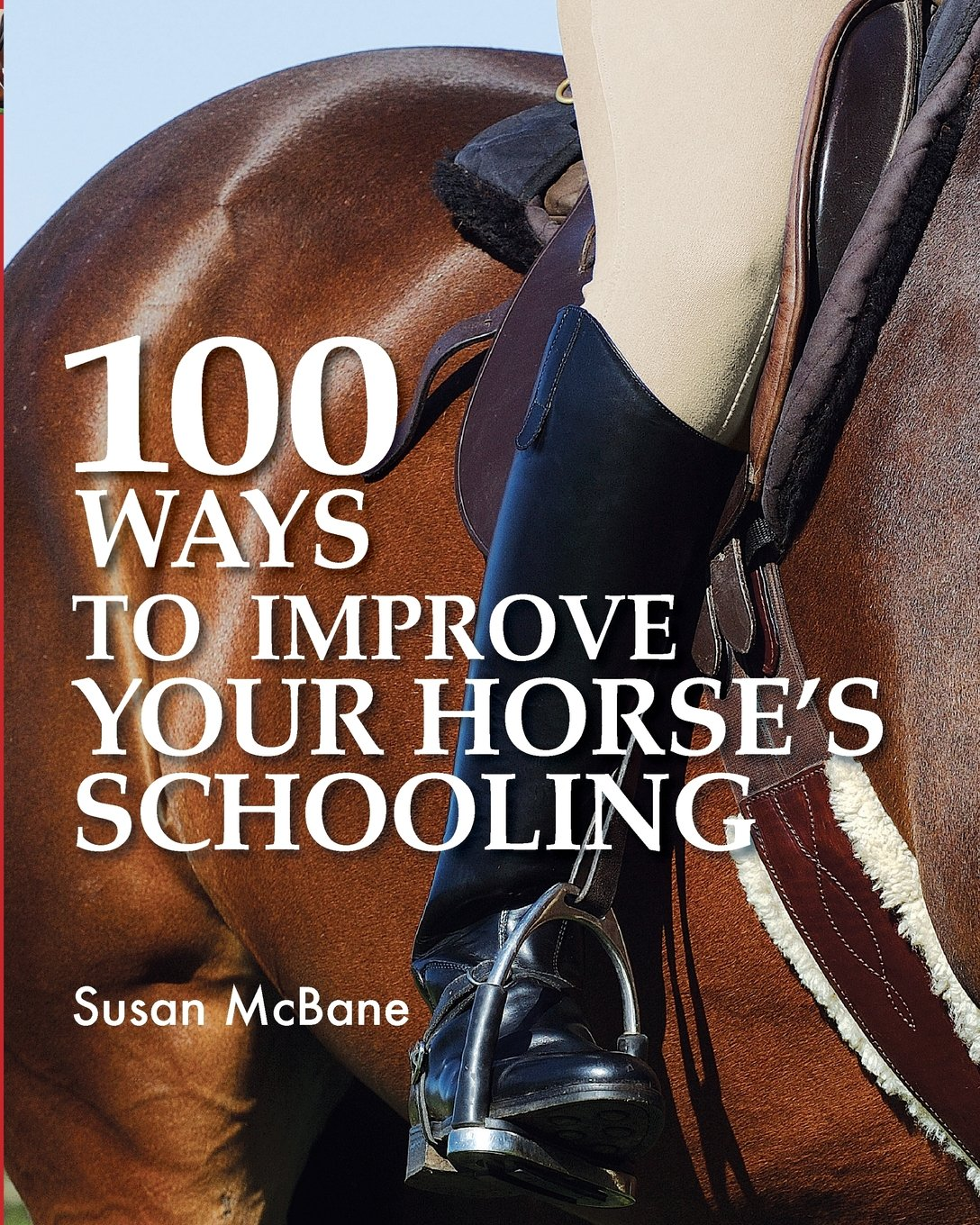 100 Ways to Improve Your Horses Schooling: Susan Mcbane: 9780715328866:  Amazon.com: Books