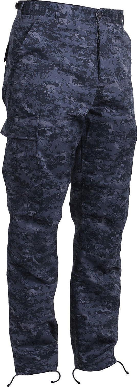 優れた品質 タクティカルBDUパンツCamo Military Cargo UniformパンツCamouflage Military B07DB63XLY Fatigues Large Fatigues Midnight Blue Digital Camoufla... B07DB63XLY, HEIRIEH(エイリエ):159b5003 --- a0267596.xsph.ru