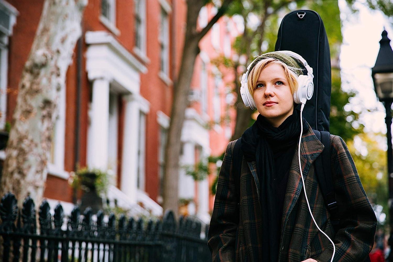 Audio-Technica Pro Studio Monitor Headphones (ATH-M50xWH)