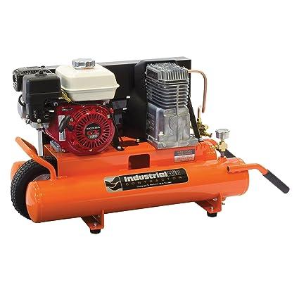 Aire Industrial Contratista ct5590816 8-Gallon grado cinturón Driven carretilla Compresor De Aire con Honda