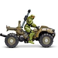 "Halo 4"" ""World of Halo"" Figure & Vehicle – Mongoose with Master Chief"