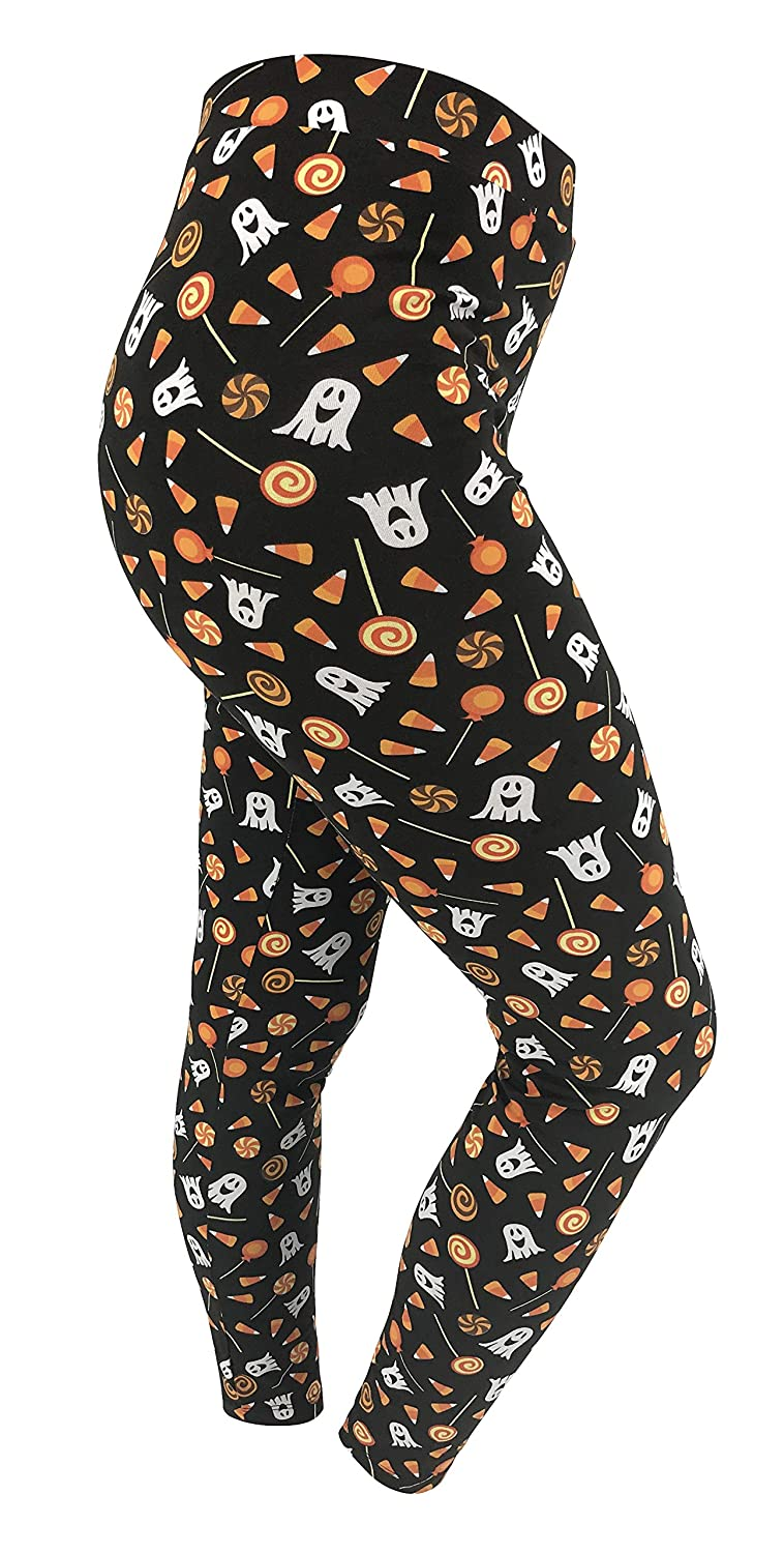 Unique Baby Mommy and Me Halloween Print Leggings
