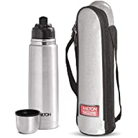 Milton Thermosteel Flask, 1 Litre (EC-TMS-FIS-0043_Silver)