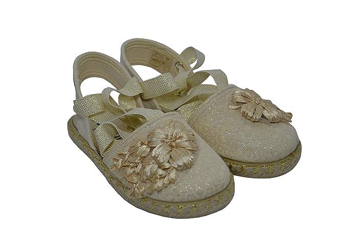 Alpargata Ceremonia artadi Platino (27): Amazon.es: Zapatos y complementos